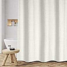 image of Sheer Sucker Shower Curtain