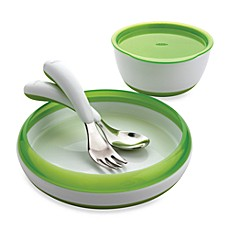 image of OXO Tot® 4-Piece Feeding Set
