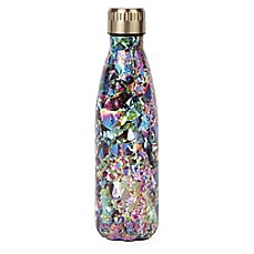 image of Manna™ Vogue® 17 oz. Double Wall Stainless Steel Bottle in Rainbow Gem