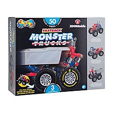image of ZOOBMobile Fastback Monster Trucks Set