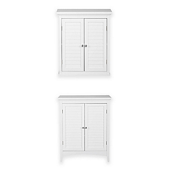 Image Of Elegant Home Fashions Jackie Cabinet Collection