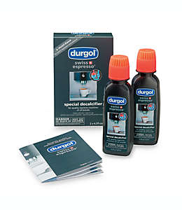 Descalcificador especial Durgol® Swiss Espresso, Paquete de 2 pzas