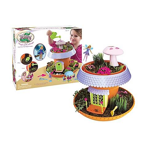 Playmonster My Fairy Garden Freya 39 S Magical Cottage Bed Bath Beyond