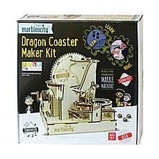 image of PlayMonster Marbleocity® Dragon Coaster Kit