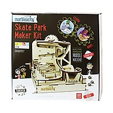 image of PlayMonster Marbleocity® Skate Park Kit