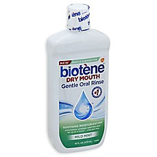 image of Biotene® 16 oz. Plaque Biofilm Loosening Formula Oral Rinse