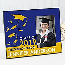 image of Graduation Excitement Photo Frame