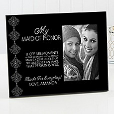 image of Wedding Party Picture Frame