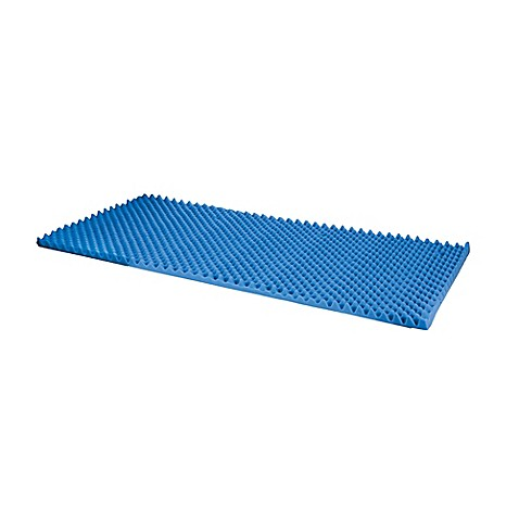 Egg Crate Foam Mattress Pad Bed Bath And Beyond