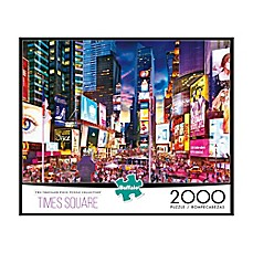 image of Buffalo Games™ 2000-Piece Times Square Jigsaw Puzzle