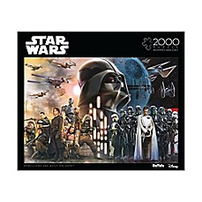 image of Buffalo Games™ 2000-Piece Star Wars™ Rogue One Rebellions Are Built on Hope Puzzle