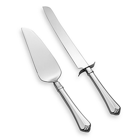 Oneida® Juilliard 2-Piece Cake Knife and Server Set
