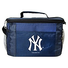 Image Of PMLB New York Yankees 6 Can Cooler Bag