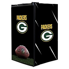 image of NFL Green Bay Packers 3 cu. ft. Refrigerator