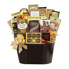 image of California Delicious VIP Statement Gift Basket