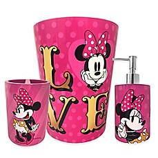 Minnie Mouse Xoxo Bath Ensemble
