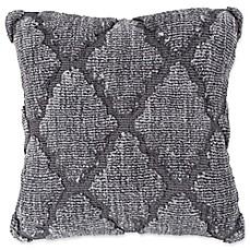 image of nottingham home geo trellis square throw pillow