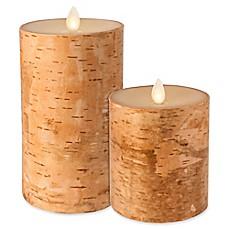 Loft Living Flameless Led Pillar Candles Set Of 5