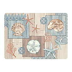 image of Dasco Shells Indoor/Outdoor Placemat