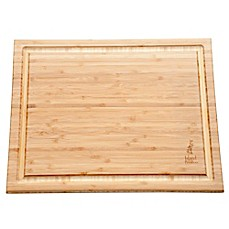 image of 18-Inch x 14-inch 5-Ply Premium Bamboo Cutting Board