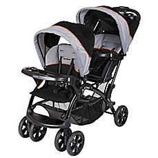image of Baby Trend Sit N' Stand Double Stroller