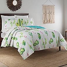 heritage breezes cactus reversible quilt - Cactus Bedding