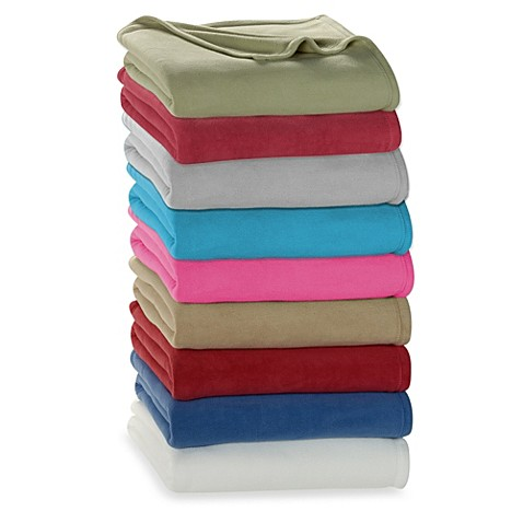 berkshire blanket® original fleece blanket - bed bath & beyond