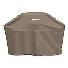 image of Cuisinart® 60-Inch Heavy-Duty Grill Cover in Tan