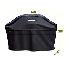 image of Cuisinart® 70-Inch Heavy-Duty Grill Cover