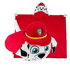 image of Comfy Critters™ PAW™ Patrol Marshall Wearable Stuffed Animal in Red