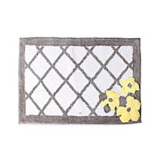image of Saturday Knight Spring Garden Bath Rug Collection