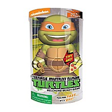 image of PlayMonster Teenage Mutant Nina Turtles Belching Mikey Game
