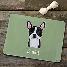 image of Top Dog Breeds Dog Food Mat