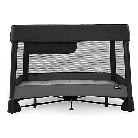 4moms® Breeze Plus Playard in Black