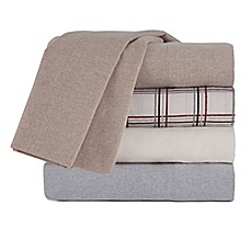 image of Vellux Flannel Sheet Set