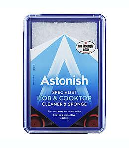 Astonish Limpiador con esponja para estufas, 260.83 mL