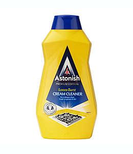 Astonish Crema limpiadora con aroma a limón, 499.79 mL