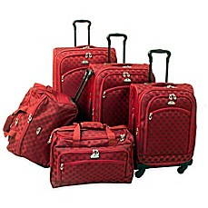 image of American Flyer Madrid 5-Piece Luggage Set
