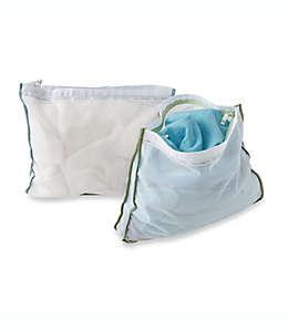 Real Simple® Bolsa de malla para lavar ropa íntima(Set de 2)