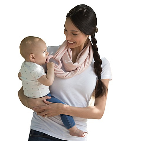 Boppy™ Teething Scarf in Blush