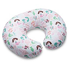 image of Boppy® Pillow Slipcover in Classic Mermaids