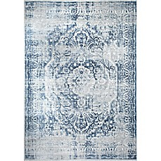image of Home Dynamix Kenmare by Nicole Miller Medallion Area Rug