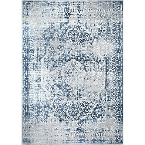 Home Dynamix Kenmare by Nicole Miller Medallion Area Rug