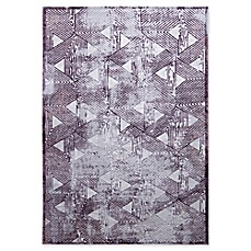 image of Home Dynamix Kenmare by Nicole Miller Triangles Area Rug