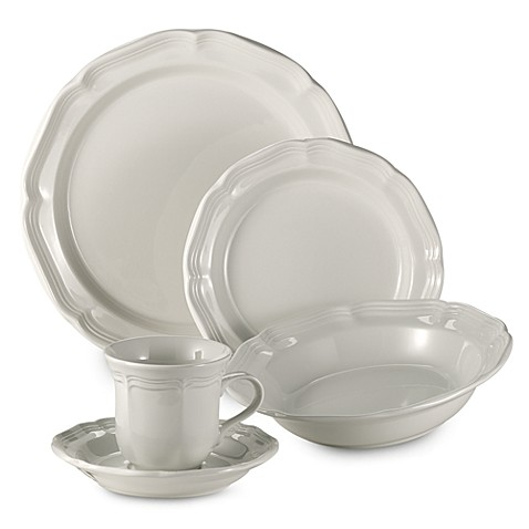 Mikasau0026reg; French Countryside Dinnerware Collection  sc 1 st  Bed Bath u0026 Beyond & Mikasa® French Countryside Dinnerware Collection - Bed Bath u0026 Beyond