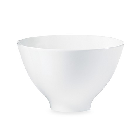 Mikasa® Sleek White 8 1/2-Inch Vegetable Bowl