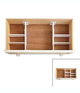 Real Simple® Organizador ajustable para cajones, 6 piezas