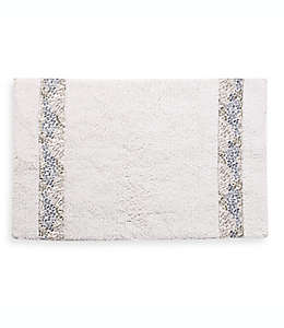 Tapete para baño de algodón Croscill® Spa Tile color blanco