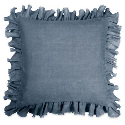 Wamsutta 174 Vintage Gauze Ruffle European Pillow Sham