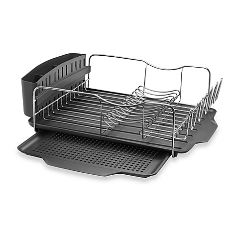 Image Of Polder® Model KTH 615 4 Piece Advantage Dish Rack System